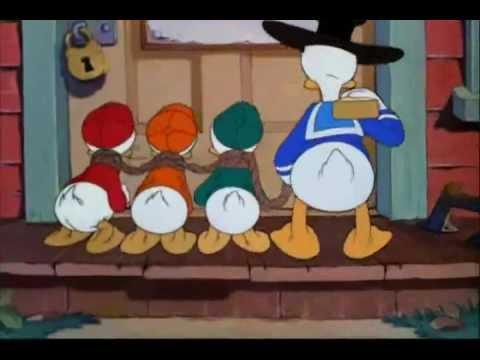 Pato Donald O Inspetor de Disciplina