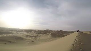 Got lost  in Varzaneh desert. (IRAN)