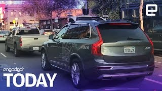 More details in the self-driving car fight between Waymo and Uber | Engadget Today