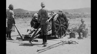 3D Stereoscopic Photos of British Artillery During the Boer War (1900)