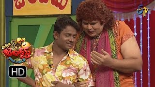 Patas Prakash Performance   Extra Jabardsth   28th April 2017   ETV Telugu
