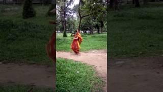 bhalo koria bajao re dotara shundori komola nache with best dance by JERIN...