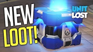 Overwatch Uprising - Opening NEW Uprising Loot Boxes!
