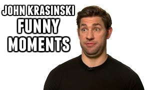 John Krasinski Funny Moments