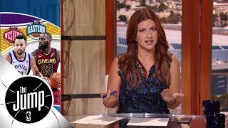 Final plea for NBA All-Star draft to be televised | The Jump | ESPN