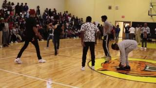 Ayo & Teo Pep Rally Performance @freakyday  @kingkumo