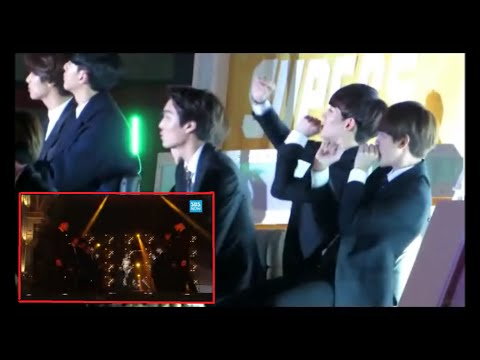 EXO's Reaction to Ailee
