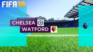 FIFA 18 - Chelsea vs. Watford @ Stamford Bridge