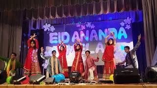 Reshmi Churi by Anika, Ariana, Ibtesam, Faiyaj, Samin, Sheneeza, Srijon & Shejuti (Director)