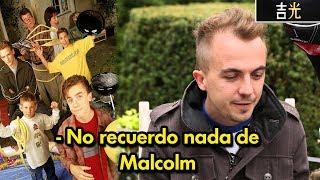 La terrible perdida de memoria de Frankie Muniz el actor de Malcolm el de enmedio