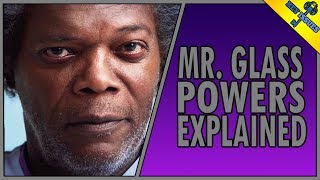 Mr. Glass   Powers Explained (Theory)