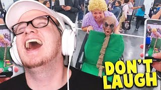 Try NOT To Laugh Challenge #7