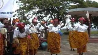 Nkwa Nwite Dance by St. Patrick Parish CWO Dance Group, Afikpo, Ebonyi State, Nigeria