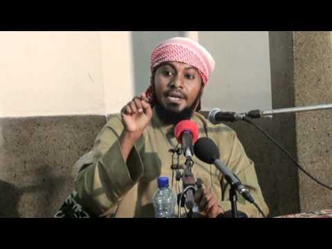 Sheikh Nurdin KISHKI - {3 of 4} - MITUME WA TANO WALO FADHILISHWA