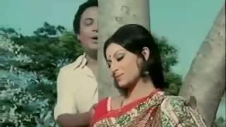 Amar Swapna Tumi Ogo   Anand Ashram   Bengali Movie Song   Uttam Kumar, Sharmila Tagore 640x360
