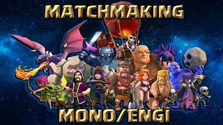 Matchmaking Engi Mono canon - Clash of Clans