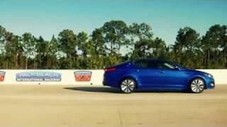 2011 Kia Optima SX Turbo - English