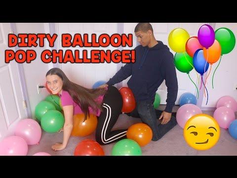 Xxx Mp4 DIRTY BALLOON POP CHALLENGE 3gp Sex