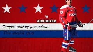 Nicklas Bäckström #19 - The Assist God [16-17 Highlights]