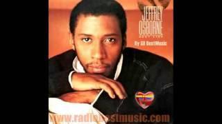 Jeffrey Osborne - Let Me Know = Radio Best Music/Five Special