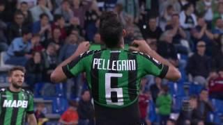 Mancato gol di Pellegrini - Giornata 30 - Serie A TIM 2016/17