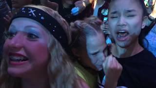 Tiara Bates...dancing with Justin Bieber? #vlog1 - The adventure of a #purposetourchildren