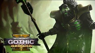 Battlefleet Gothic: Armada 2 - Necron Campaign Let
