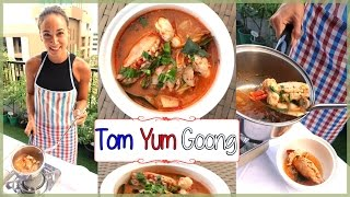 Tom Yum Goong - Original Thai Food