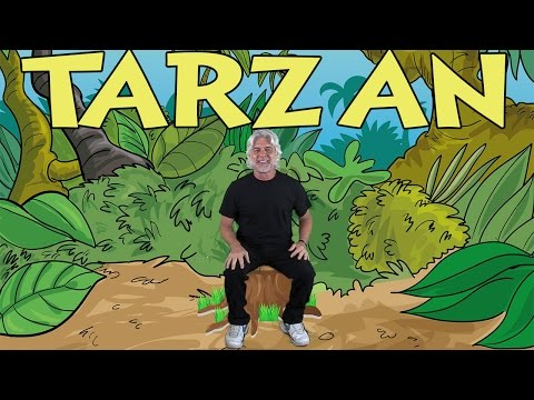 Brain Breaks Action Songs for Children Tarzan Kids Songs by The Learning Station
