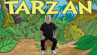 Brain Breaks - Action Songs for Children - Tarzan - Kids Songs by The Learning Station