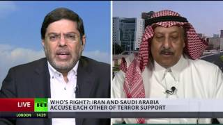 Prof  Seyed Mohammad Marandi  and Abdulateef Al Mulhim debate on Iran, Saudi Arabia relations on RT