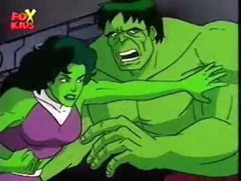 She Hulk Kicks Dr Doom Ass.avi
