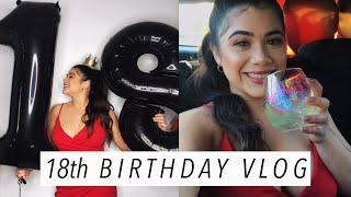 18th BIRTHDAY VLOG | Lailani Sauaga