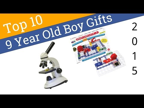 10 Best 9 Year Old Boy Gifts 2015