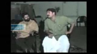 Mammootty and Mohanlal - Rare Exclusive Video