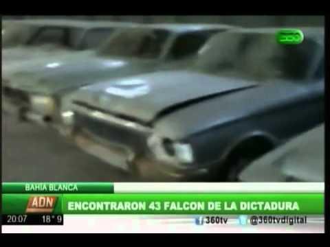 360 TV Política Encontraron 43 Falcon de la Dictadura