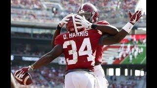 The Best Of Alabama Week1-7 2017 Highlights