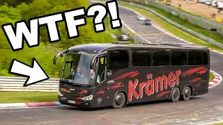 """BIZARRE And Unexpected 'Things"""" At The Nürburgring Nordschleife! (OMC - How Bizarre)"""