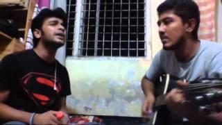 Valo Bashi bole re bondhu Cover by Rifat & Mony