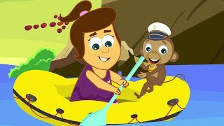 The Adventures Of Annie And Ben: Birthday Surprise Part 2 New Episode For Kids | HooplaKidz Toons