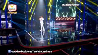 The Voice Cambodia - Live Show 3 - បេះដូងជិតដាច់ខ្យល់ - កែវ ប៊ុនធា
