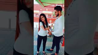 Couple 👫 Cute fight //musically best videos