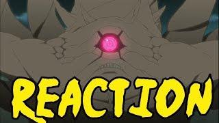 Naruto Shippuden Episode 363 Reaction Full Episode - Naruto VS Ten Tails -ナルト- 疾風伝