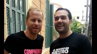 Alberto López y Alfonso Sánchez nos habland de 'El mundo es suyo'