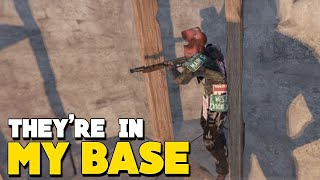 Rust Is Unforgiving (Rust Solo Survival) #39