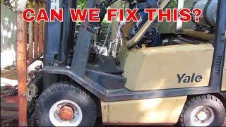 Will It Run? cheapest Forklift I could find .pt2