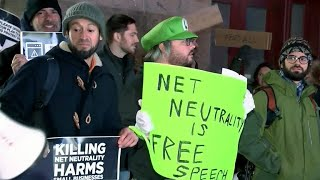 Net neutrality supporters up in arms ahead of FCC vote