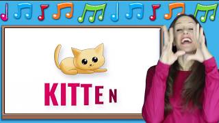 Phonics Songs for Children | Letter Sounds J K L | Signing for Babies ASL | Patty Shukla