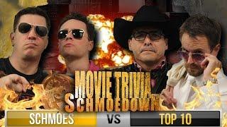 Team Movie Trivia Schmoedown Championship Match - Schmoes Know Vs Top 10