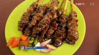 Ok Food Episode 41 (2/3): Sate Kambing Bustaman Suyatno & Kokoreaan